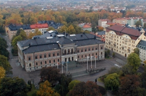 Uppsala Universitet. (Foto: Peter Bohlin, arkiv)