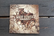 "Wade Bowens nya album, ""Solid Ground"" (Foto: Pär Dahlerus)"