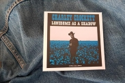 "Charley Crocketts tredje album ""Lonesome as a Shadow"" (Foto: Pär Dahlerus)"