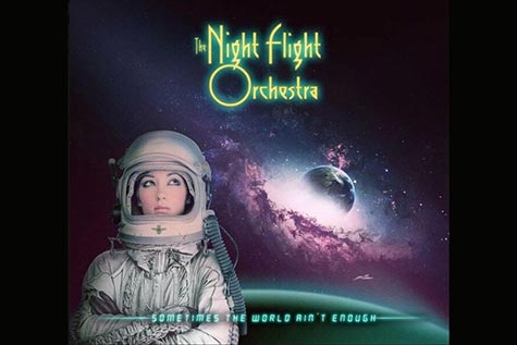 The Night Flight Orchestra släpper nytt album. (Foto: Pressbild)
